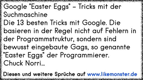 """Google """"easter Eggs""""  Tricks Mit Der Suchmaschine Die 13"""