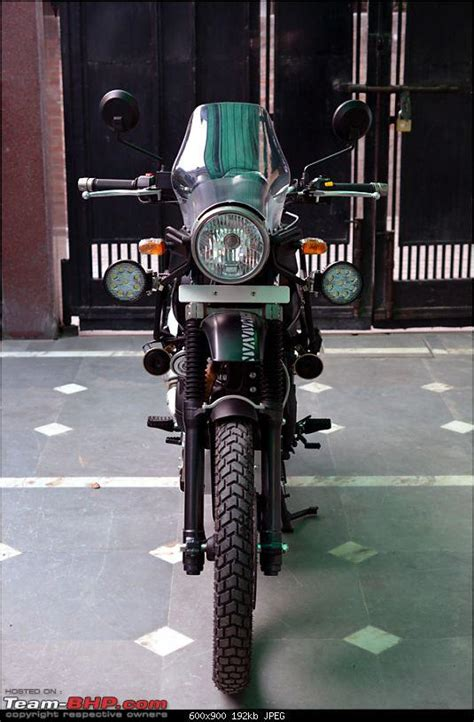 Modification Royal Enfield Himalayan by Royal Enfield Himalayan Comprehensive Review Of The