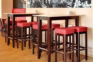 Bar Mange Debout : table de bar mange debout ~ Teatrodelosmanantiales.com Idées de Décoration
