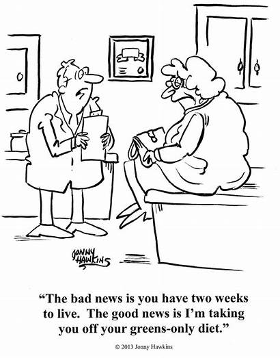 Cartoon Medical Week Cancer Bad Cartoons Break