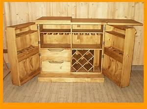 Meuble Bar Angle : eco meubles de montagne meuble style savoyard ~ Melissatoandfro.com Idées de Décoration