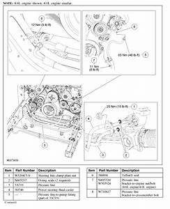 I Need Complete Detailed Front Body Diagram For Ford Explorer Sport Trace 2008 Model  Can Show