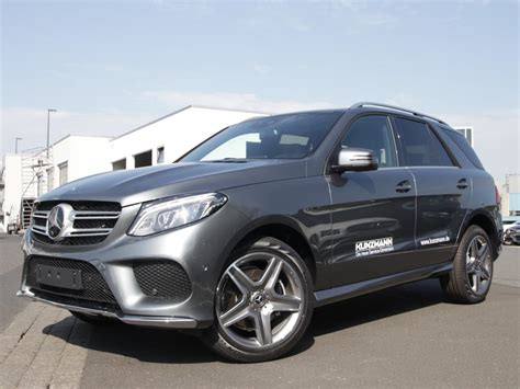 mercedes gle 350 d preis mercedes gle 350 d 4matic amg styling panorama comand led