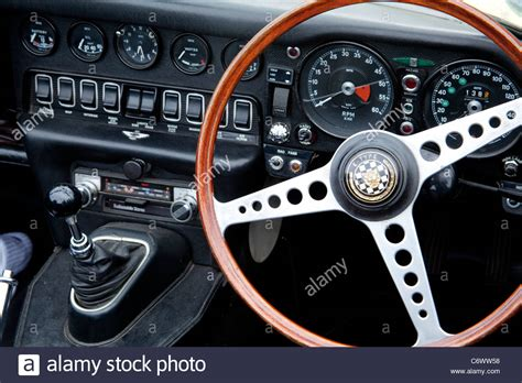 Cockpit Interior Stock Photos & Cockpit Interior Stock