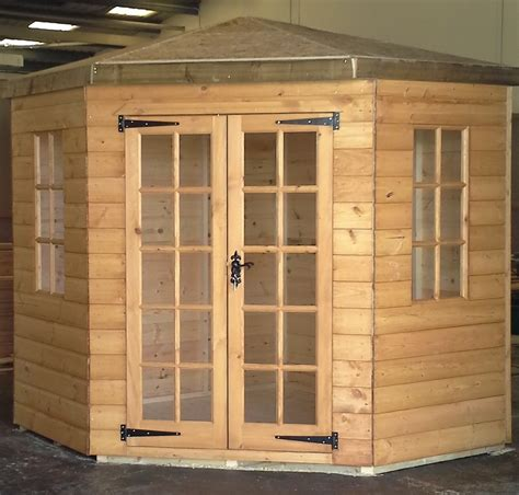 Sheds In Fife by Wooden Garden Sheds Fife