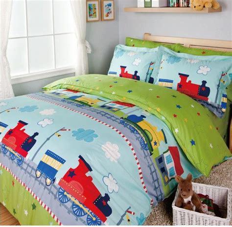 train bedding setskids bedbed cover setsheets  bed