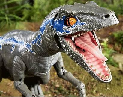 Raptor Training Alpha Robotic Lifelike Train Toy