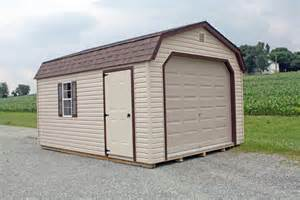 barn storage shed 12x16