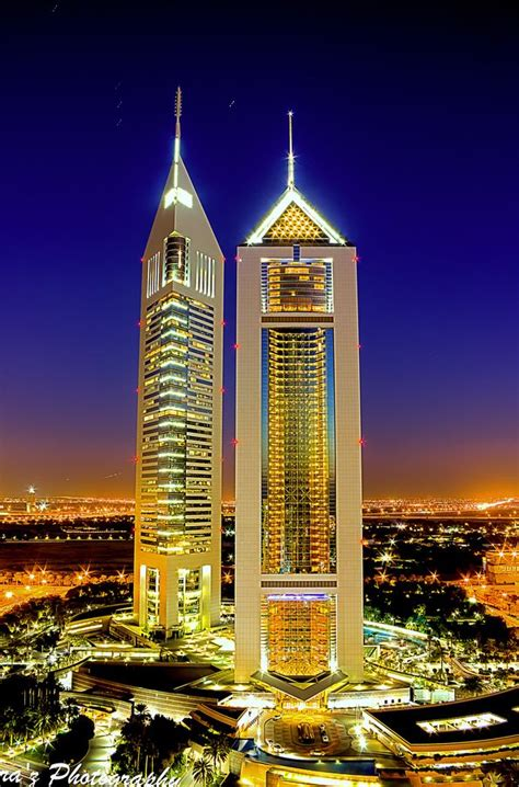 emirates tower dubai ladyluxurydesigns luxury