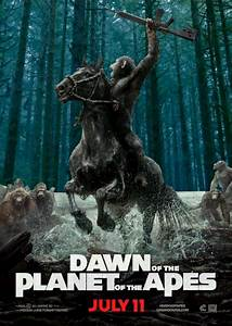 DAWN OF THE PLANET OF THE APES – APES REVOLUTION – IL ...