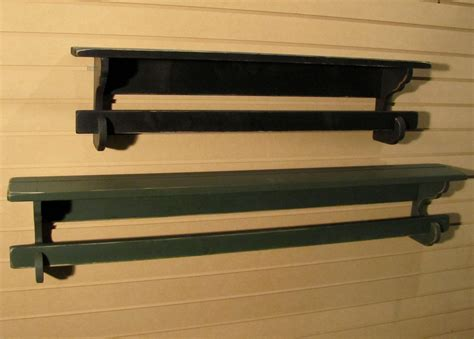 primitive quilt rack  long rustic country style