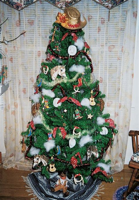 country christmas theme decorations