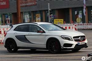 Mercedes Gla Blanc : mercedes benz gla 45 amg edition 1 13 april 2014 autogespot ~ Gottalentnigeria.com Avis de Voitures