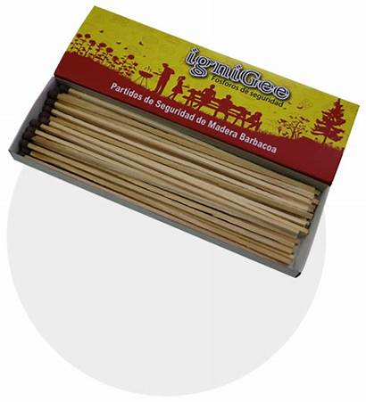 Matches Stick Barbeque