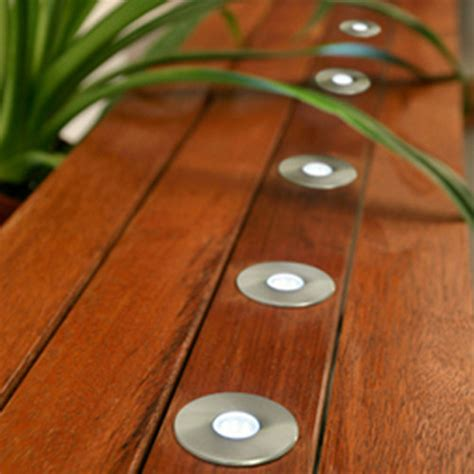 brightening up your outdoor area with led deck lighting