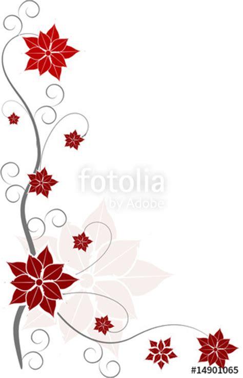 ranken bloemen quot blumen ranken rot floral quot stockfotos und lizenzfreie