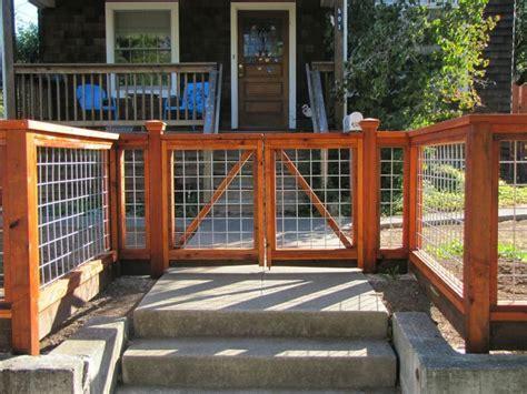 Hog Fence Deck Railing Style ? Capricornradio