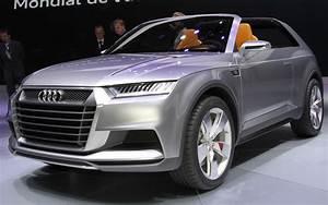Audi Paris : 2012 paris audi q2 previewed with crosslane coupe plug in hybrid concept ~ Gottalentnigeria.com Avis de Voitures