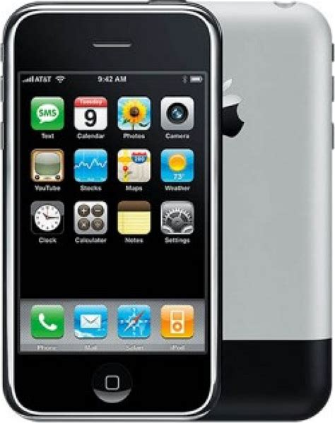 when was the iphone released apple released the iphone eight years ago today mac rumors