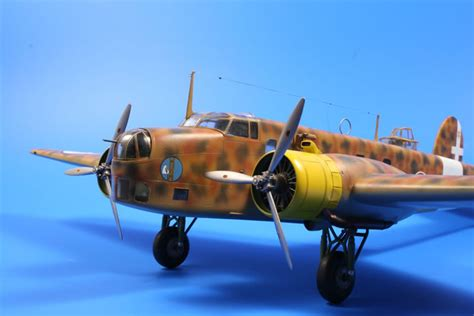 Fiat Br by Fiat Br 20 Special Hobby 1 48