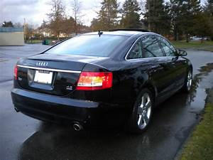 Pics Photos Audi A6 4 2 Quattro S Line Sedan Usa 2007