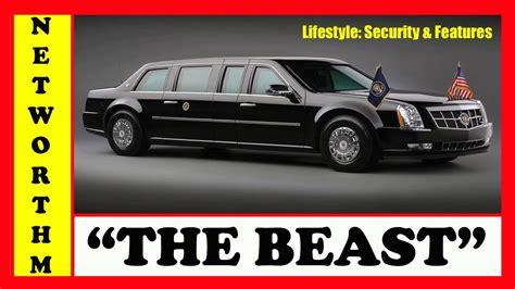 president car  beast cadillac cars security
