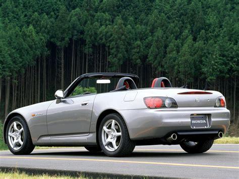 Honda S2000 Grey Stock Photos