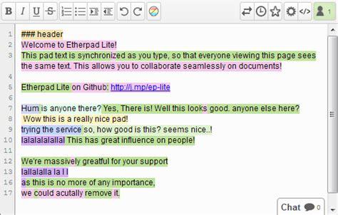 etherpad wikipedia