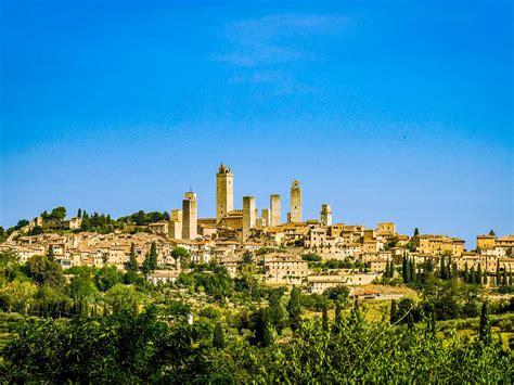 Via Francigena pilgrimage from Lucca to Siena Italy