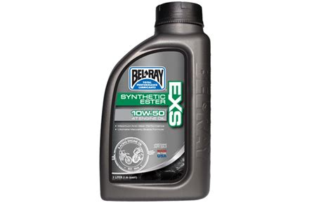 Bel-ray Synthetic Ester 4t Oil Formulated For High