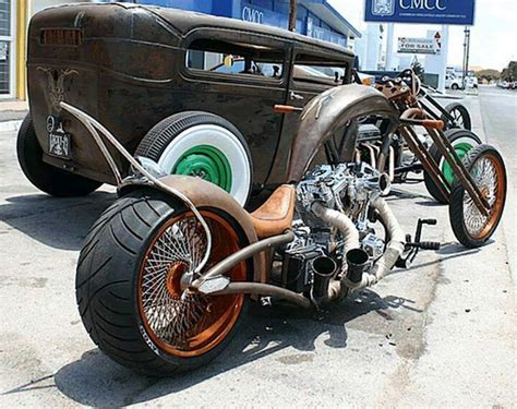 Rat Rod Vs Rat Bike