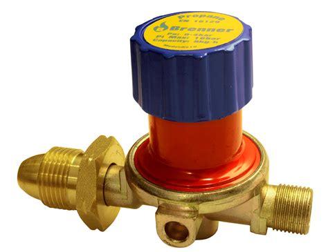 Bar High Pressure Adjustable Propane Regulator