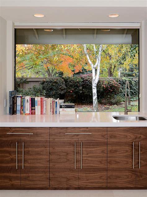 kitchen window ideas pictures contemporary kitchen window treatments hgtv pictures