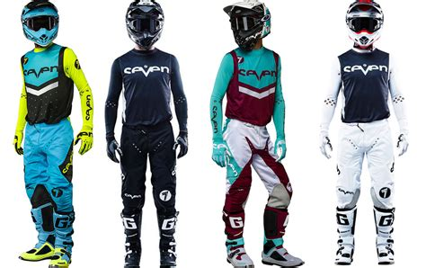 seven motocross gear da home dirt action