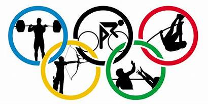 Athlete Olympic Clipart Olympics Transparent Webstockreview Training