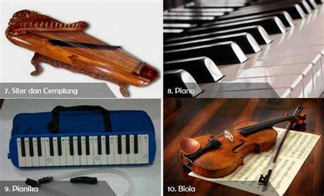 Musik kontemporer adalah istilah dalam bahasa indonesia untuk bidang kegiatan kreatif yang dalam konteks berbahasa inggris paling sering disebut musik baru, musik kontemporer, atau, lebih tepatnya, musik seni kontemporer. 10 Contoh Alat Musik Harmonis, Gambar, dan Keterangannya | Lensa Budaya