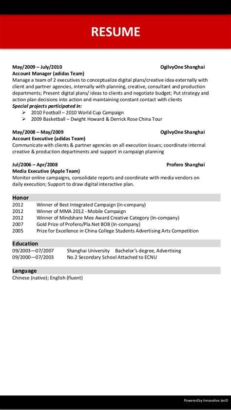 Basketball Team Manager Resume by Dong Cv 2014
