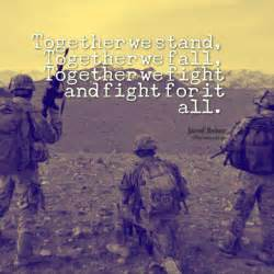 Together We Stand Quotes