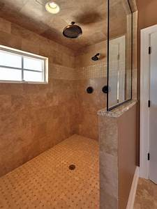 16 best ideas about showers without doors on pinterest With walk in shower no door