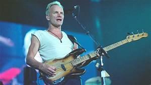 Sting Releases New Album '57th & 9th' : NPR