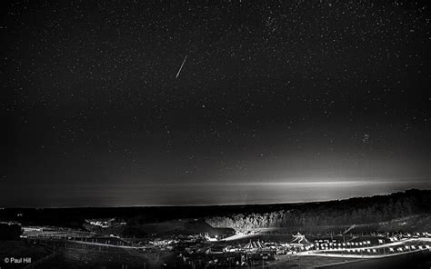 Current Meteor Showers - the photos of the annual perseid meteor shower