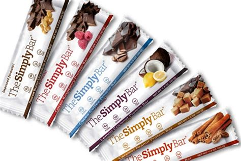 Simple Bar by Simply Bar Protein Bar Snack Giveaway Gf Vegan Go