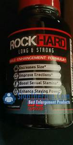Better Sex With Rockhard Male Enhancement  Does It Really Work