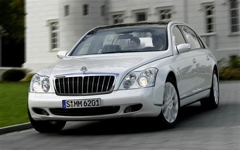 Maybach 62s Landaulet Concept 2007 Wallpapers And Hd