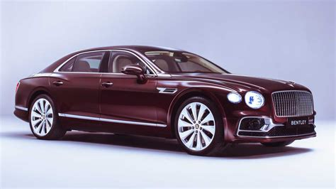 2020 bentley flying spur debuts as w12 luxobarge with 626 hp