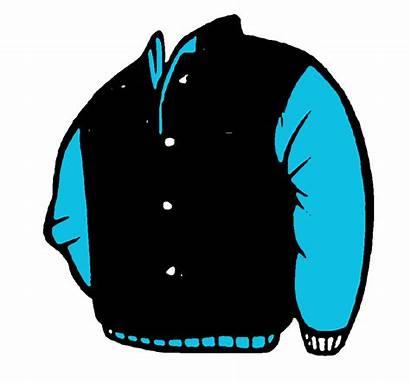Jacket Clipart Clip Coat Cliparts Winter Jackets