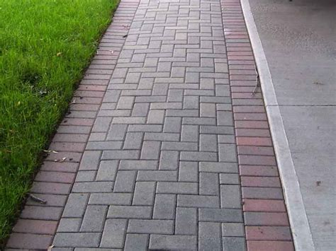 brick and concrete walkway 1000 images about patio ideas on pinterest exposed aggregate concrete patios and driveway