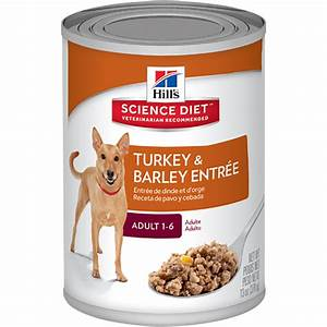 hill39sr science dietr adult turkey barley entree canned With science diet dog food retailers