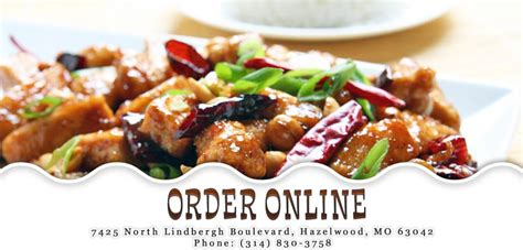 china kitchen order  hazelwood mo  chinese