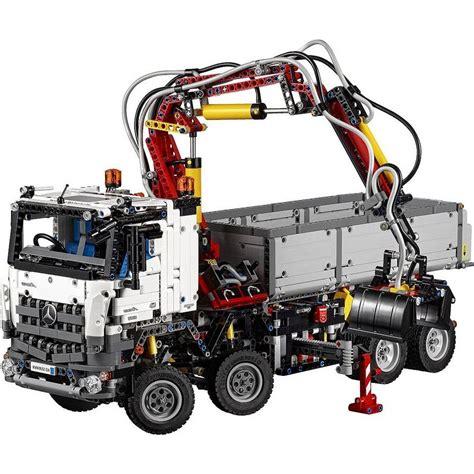 lego mercedes buy mercedes arocs 3245 lego 174 technic 42043 on robot